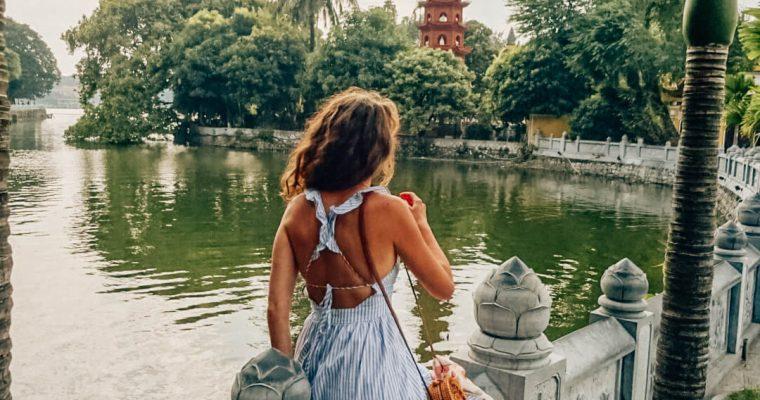 Inside the river – Hanoi