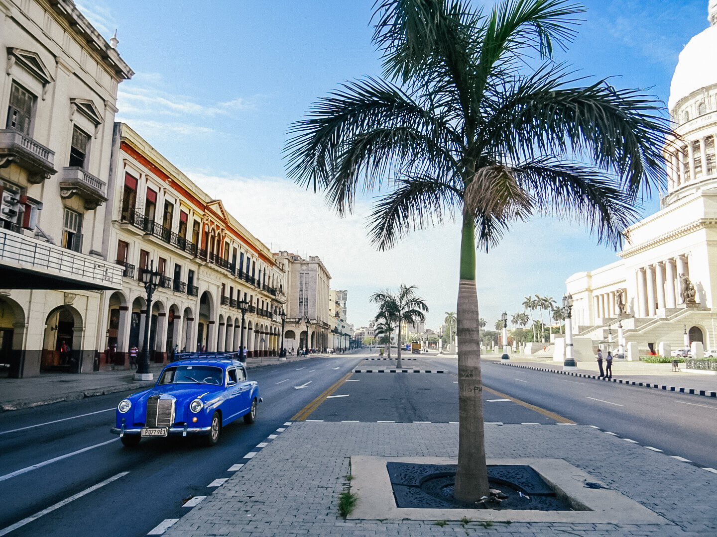 Postcard from Havana