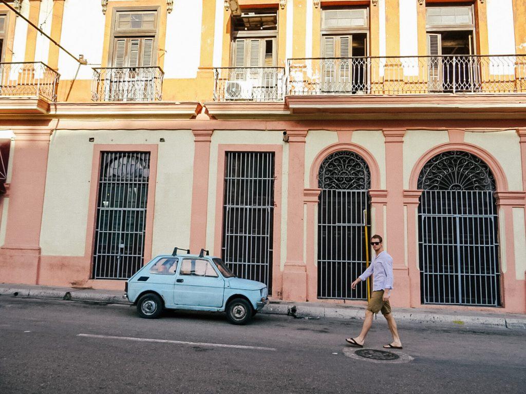 Back to Havana